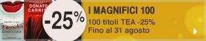 100 titoli tea