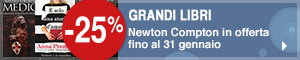 Newton compton in offerta -25%