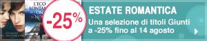 Romanzi d'amore -25%