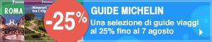 Guide viaggio al -25% fino al 7 agosto