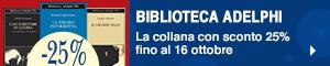 Biblioteca Adelphi -25%