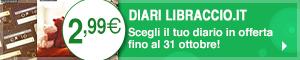 Un diario a soli 2,99 euro