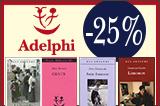 Tascabili Adelphi -25%