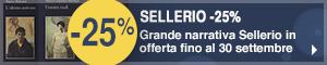 70 titoli Sellerio -25%