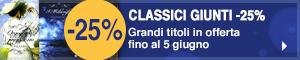 Giunti Classici -25%