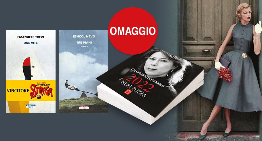 Libraccio.it | Calendario Neri Pozza Omaggio