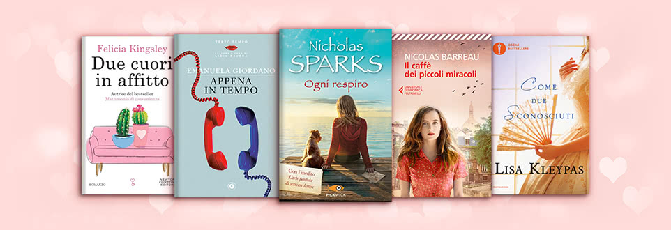 speciali libri romanzi rosa estate box 100 amore righe
